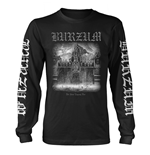 Burzum Long Sleeves T-shirt Det Som Engang Var 2013