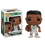 NBA POP! Sports Vinyl Figure Giannis Antetokounmpo (Milwaukee Bucks) 9 cm