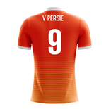 2018-19 Holland Airo Concept Home Shirt (V. Persie 9)