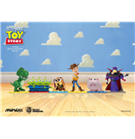 Toy Story Mini Egg Attack Figure 6-pack Series 2 5-10 cm