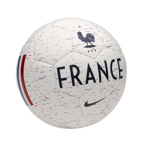 2018-2019 France Nike Supporters Football (White)