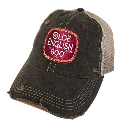 OLDE ENGLISH 800 Retro Brand Premium Men's Trucker Hat