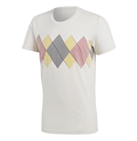 2018-2019 Belgium Adidas Graphic Tee (White)