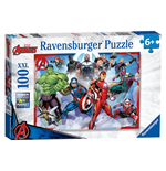 The Avengers Puzzles 296329
