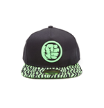 Marvel Snap Back Baseball Cap Hulk Smash Fist