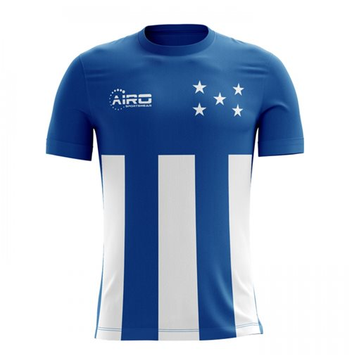 2018-2019 Honduras Away Concept Football Shirt