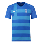 2018-2019 Greece Away Nike Football Shirt