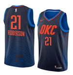 Men's Oklahoma City Thunder Andre Roberson Nike Statement Edition Replica Jersey