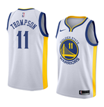 Men's Golden State Warriors Klay Thompson Nike Association Edition Replica Jersey