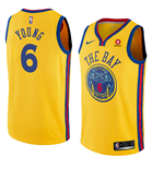 Men's Golden State Warriors Nick Young Nike City Edition Replica Jersey