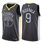 Men's Golden State Warriors Andre Iguodala Nike Statement Edition Replica Jersey