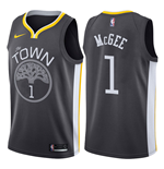Men's Golden State Warriors Javale McGee Nike Statement Edition Replica Jersey