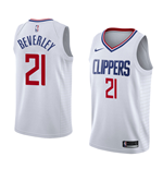 Men's Los Angeles Clippers Patrick Beverley Nike Association Edition Replica Jersey