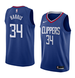 Men's Los Angeles Clippers Tobias Harris Nike Icon Edition Replica Jersey