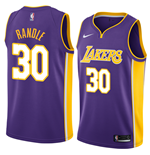 Men's Los Angeles Lakers Julius Randle Nike Statement Edition Replica Jersey