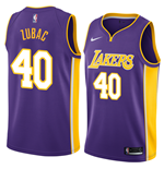 Men's Los Angeles Lakers Ivica Zubac Nike Statement Edition Replica Jersey