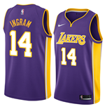 Men's Los Angeles Lakers Brandon Ingram Nike Statement Edition Replica Jersey