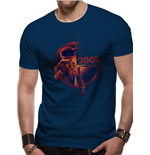 2001 Space Odyssey - Human Error - Unisex T-shirt Blue
