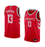 Men's Houston Rockets James Harden Nike Icon Edition Replica Jersey