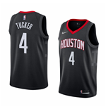 Men's Houston Rockets PJ Tucker Nike Statement Edition Replica Jersey