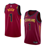 Men's Cleveland Cavaliers Rodney Hood Nike Icon Edition Replica Jersey