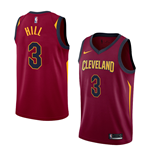 Men's Cleveland Cavaliers George Hill Nike Icon Edition Replica Jersey