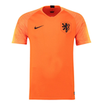 2018-2019 Holland Home Nike Football Shirt