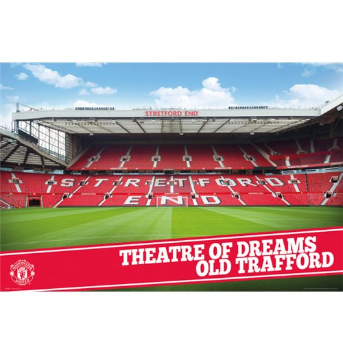 Manchester United FC Poster 297940