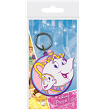 The beauty and the beast Keychain 298088