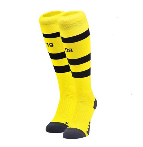 2018-2019 Borussia Dortmund Home Puma Socks (Yellow)