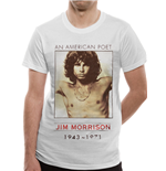 The Doors - American Poet - Unisex T-shirt White
