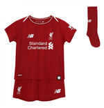 2018-2019 Liverpool Home Little Boys Mini Kit