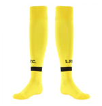 2018-2019 Liverpool Home Goalkeeper Socks (Yellow) - Kids
