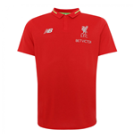 2018-2019 Liverpool Elite Essential Polo Shirt (Red)