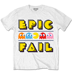 Pac-Man Men's Tee: Epic Fail