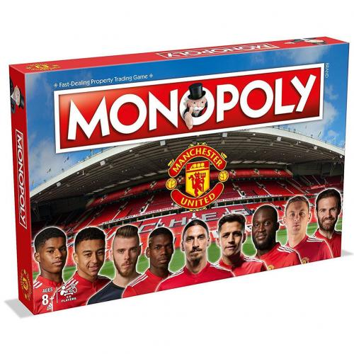 Manchester United F.C. Edition Monopoly