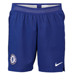 2018-2019 Chelsea Home Nike Vapor Match Shorts (Blue)