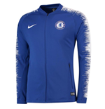 2018-2019 Chelsea Nike Anthem Jacket (Blue)