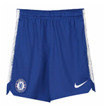 2018-2019 Chelsea Nike Squad Training Shorts (Blue) - Kids