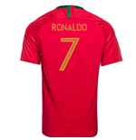 2018-2019 Portugal Home Nike Football Shirt (Ronaldo 7)