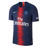 2018-2019 PSG Authentic Vapor Match Home Nike Shirt