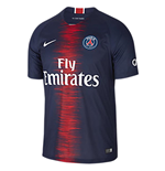 2018-2019 PSG Home Nike Football Shirt