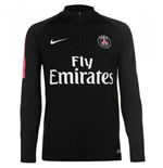 2018-2019 PSG Nike Drill Top (Black)