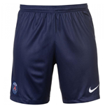 2018-2019 PSG Nike Home Shorts (Navy)