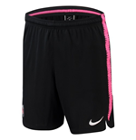 2018-2019 PSG Nike Squad Training Shorts (Black)