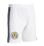 2018-19 Scotland Adidas Home Football Shorts