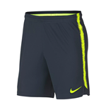 2018-2019 Brazil Nike Dry Squad Training Shorts (Armory Navy) - Kids