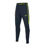 2018-2019 Brazil Nike Squad Training Pants (Armory Navy)