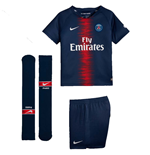 2018-2019 PSG Home Nike Little Boys Mini Kit