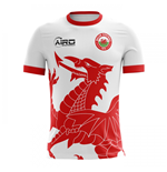 2018-2019 Wales Away Concept Football Shirt (Kids)